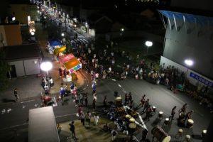縮街の祭り